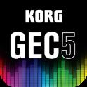 KORG GEC5 Control App