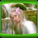 Waterfall Photo Frames
