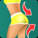 Brazilian buttock workout - Butt, Hips exercises