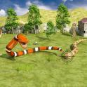 Anaconda Snake Hunting