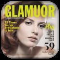 Magazine Cover Photo Frames