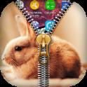 Rabbit Zipper Lock