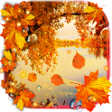 Autumn River live wallpaper