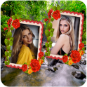 Jungle Dual Photo Frame