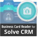 Business Card Reader for Solve CRM