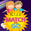 Match and Go Kids Cards Game