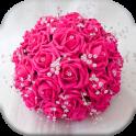 Pink Rose Live Wallpaper