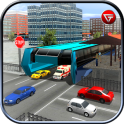 Elevated Coach Bus Driving Simulator 2017