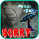 Sorry Photo Frame