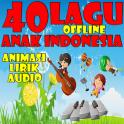Lagu Anak Indonesia Lengkap - Offline