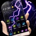 Purple Thunder Tech Theme