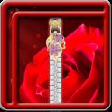 Zipper Lock Screen Valentine
