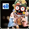 4D Jagannath Live Wallpaper