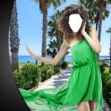 Sexy Dress Photo Montage