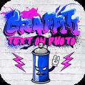 Graffiti Text on Photo Editor