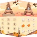 AppLock Theme Eiffel Tower
