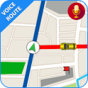 Voice Maps, GPS Navigation & Direction Route Guide