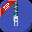 Fácil Zip Descomprimir administrador de archivos