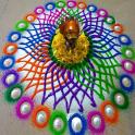 Rangoli Designs ,Muggu ,Kolam (Diwali)