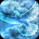 Dove 3D live Wallpaper