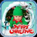 Christmas Holiday Frame Editor