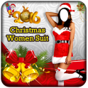 Christmas Day Women Suit