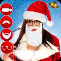 Christmas Photo Editor Santa Claus Photo Frames