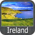 Ireland GPS Map Navigator