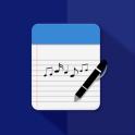 Lyric Pad for Songwriters - Write & Save Lyrics