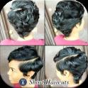 Short Black Women Haircuts