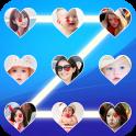love photo lock screen
