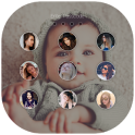 Phone X DIY Baby Photo Locker I Lock screen OS 10