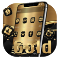 Golden Luxury Black Business Theme