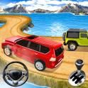 Offroad Jeep Driving Fun