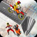 Ramp Moto Stunts