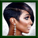 Short Hairstyles for Black Woman