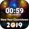Christmas New Year Countdown 2019