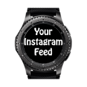 Social Photo Feed For Gear S2/S3