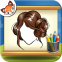 How to Draw Hairstyles Step by Step Drawing App