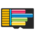 Storage Space GB Scan (Disk Data)