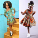 Kids Ank Short Dress Styles.