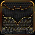 Super Bat Hero Keyboard theme