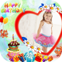 Birthday Photo Frames 2019