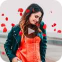 Love Heart Photo Effect Video Maker-photo to Gif