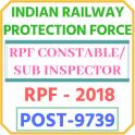 RAILWAY POLICE (RPF) 2018 (ALL QUESTIONS)