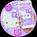 Cute Kitty Diamond Theme