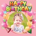 cumpleaños foto editor