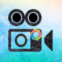 Video Effects & Filters,Camera Trippy Digital Art