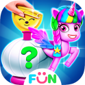 Unicorn Squishy Maker- Unicorn Dressup Salon