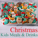 Christmas Kids Meals and Drinks